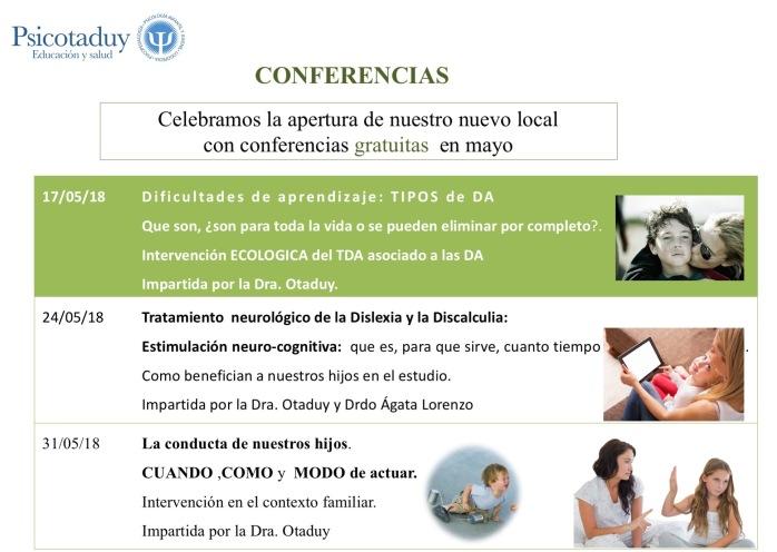 conferencia 17 de Mayo